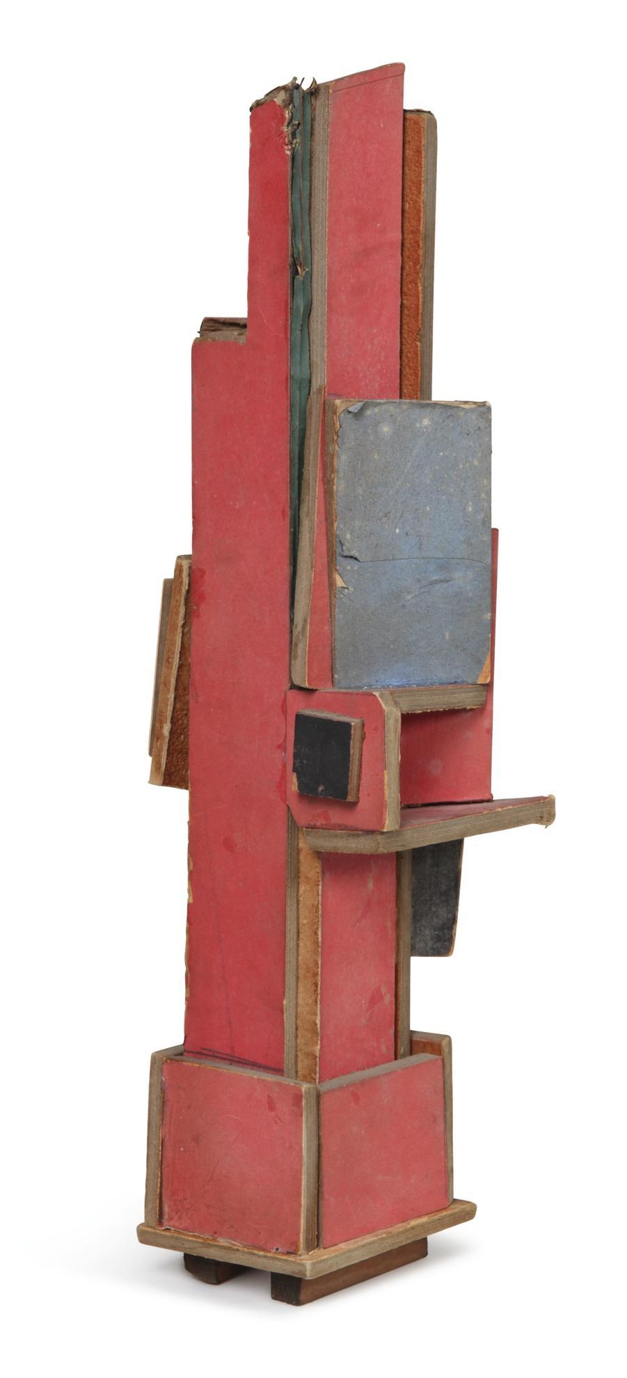 Esteban Vicente-Untitled-1972
