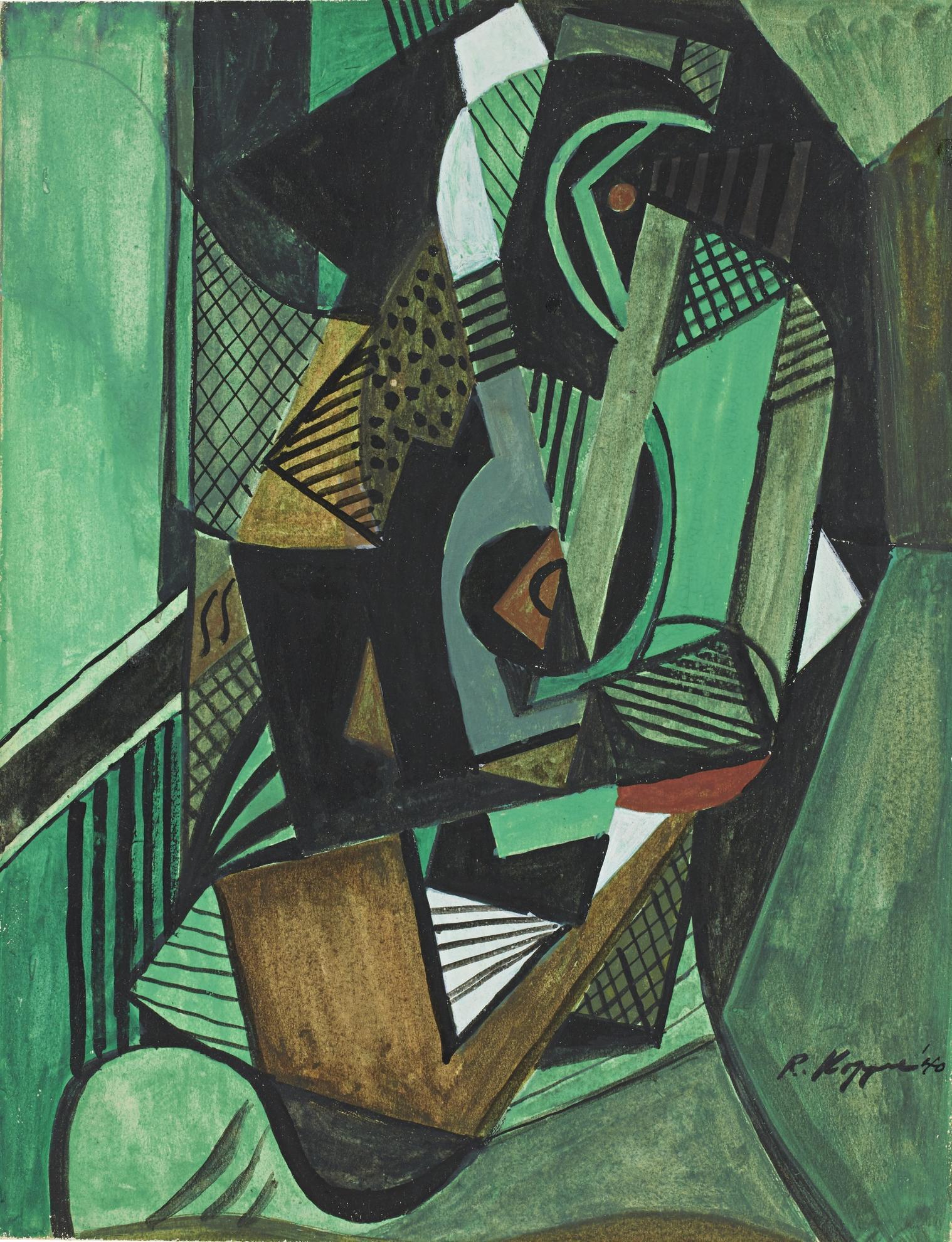 Richard Koppe - Untitled-1940