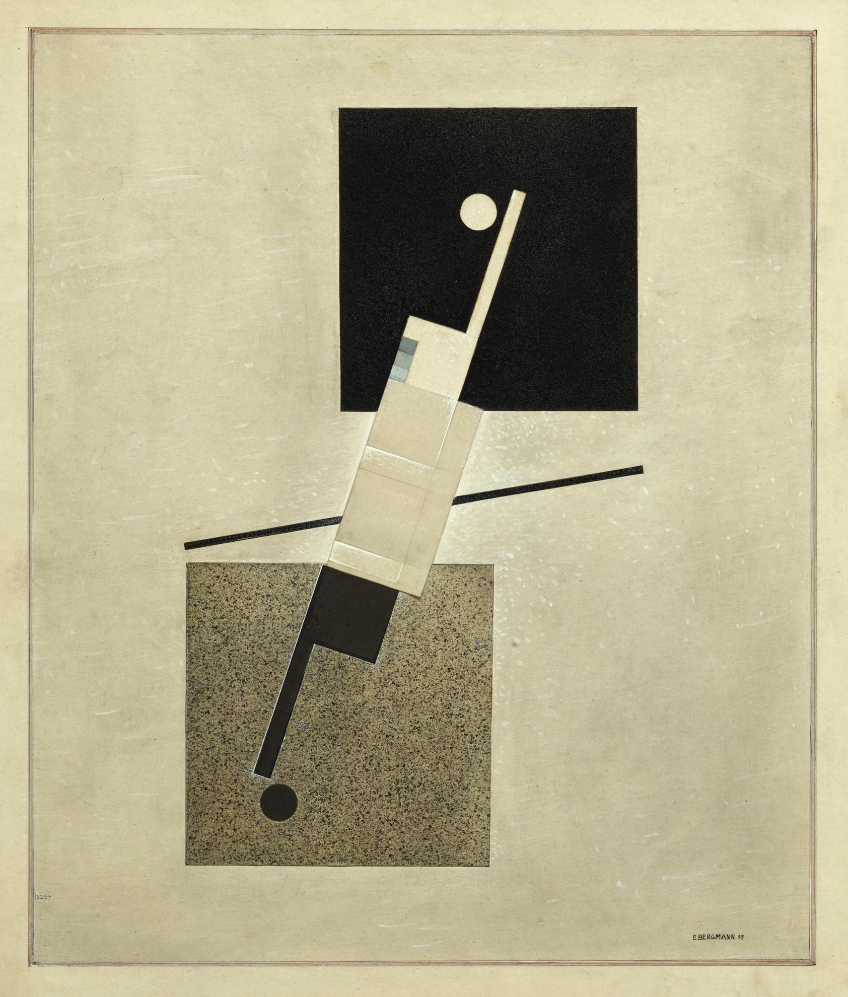 Ella Bergmann-Michel-Spektralfall: B234-1927