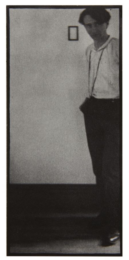 Edward Steichen-Self Portrait, Milwaukee-1898
