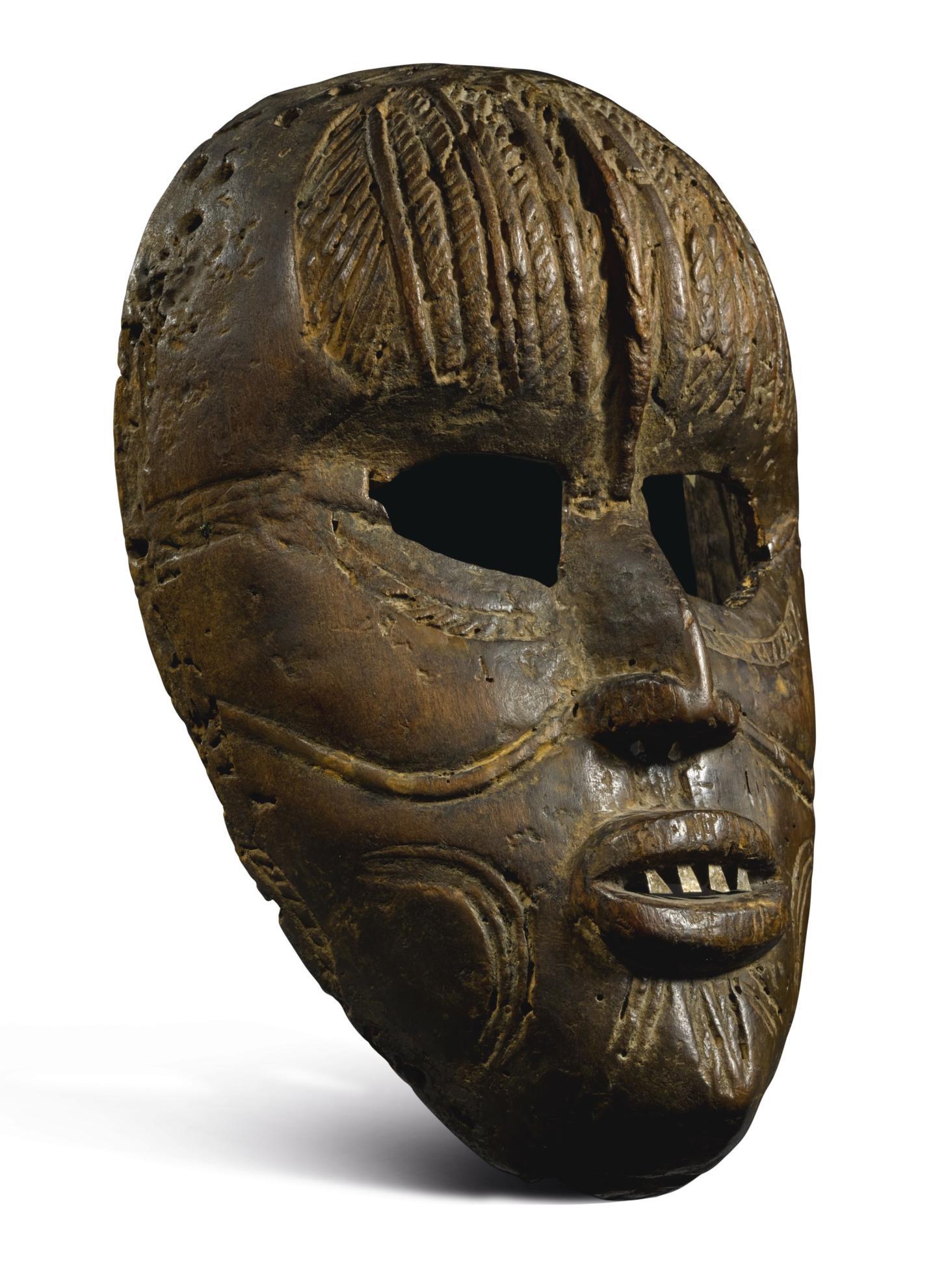 Dan Artist Cote D'Ivoire - Mask-
