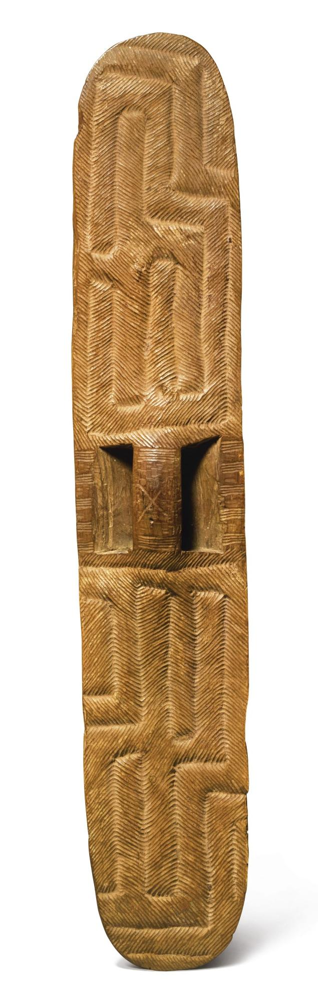 Karajarri Artist Kimberley Western Australia - Shield (Karrbinna)-