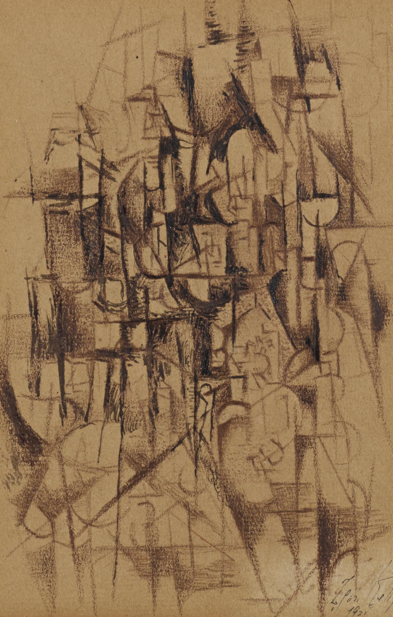 Leon Kelly-Leglise-1921