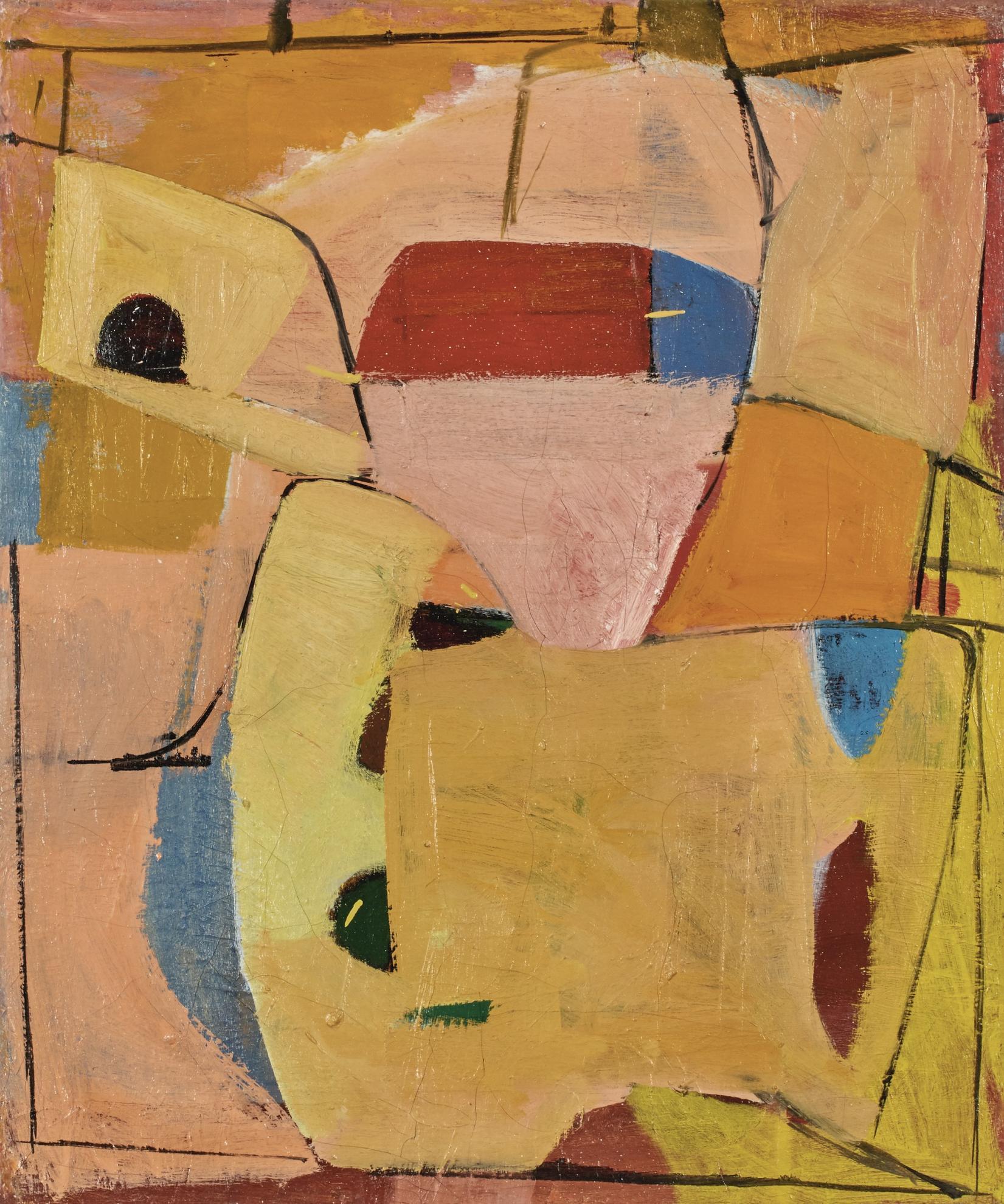 Michael Loew-Untitled-1946