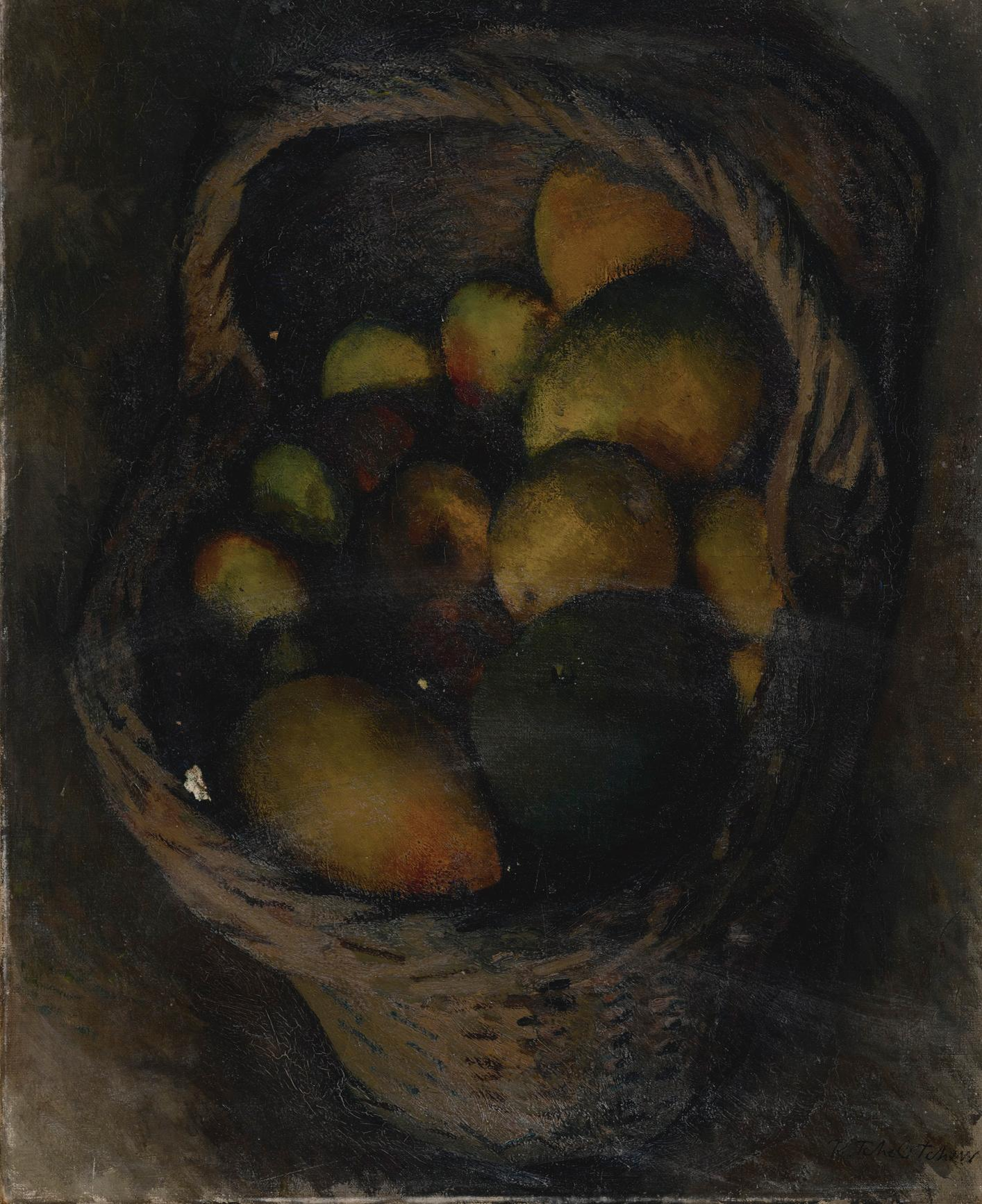 Pavel Tchelitchew-Still Life-1926