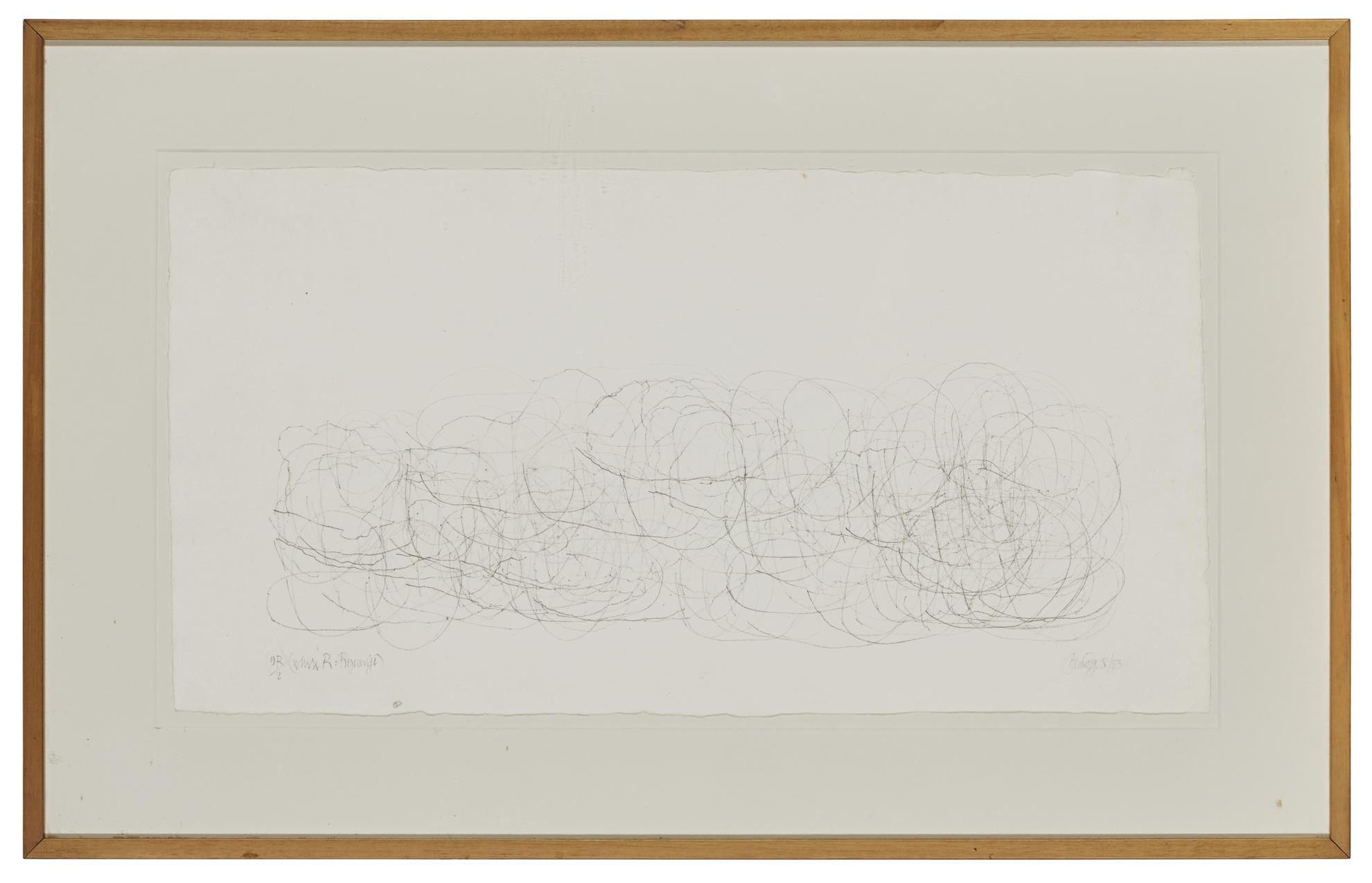 John Cage-Where R=Ryoanji (9R)/2-1983