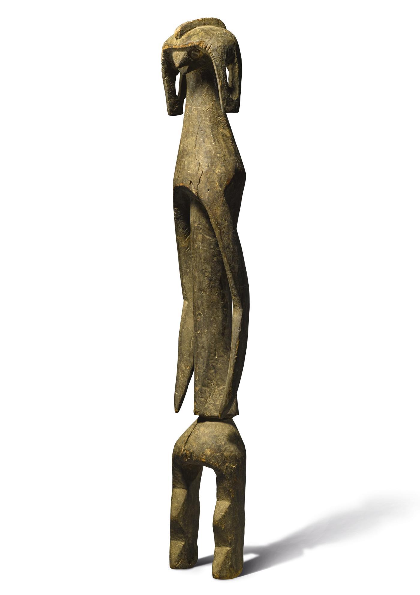 Mumuye Artist Nigeria - Figure (Iagalagana)-