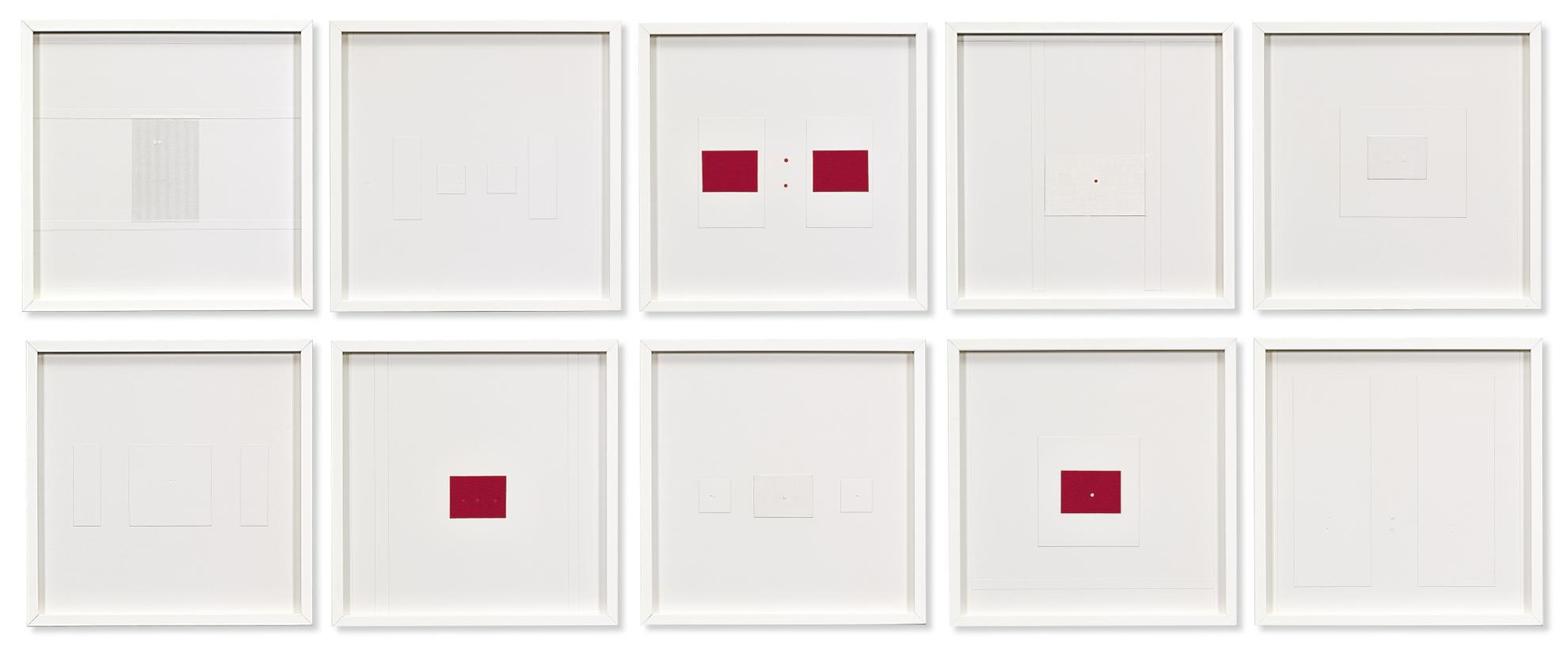 Li Yuan-Chia - Study Of Cosmic Point (Ten Works)-1962