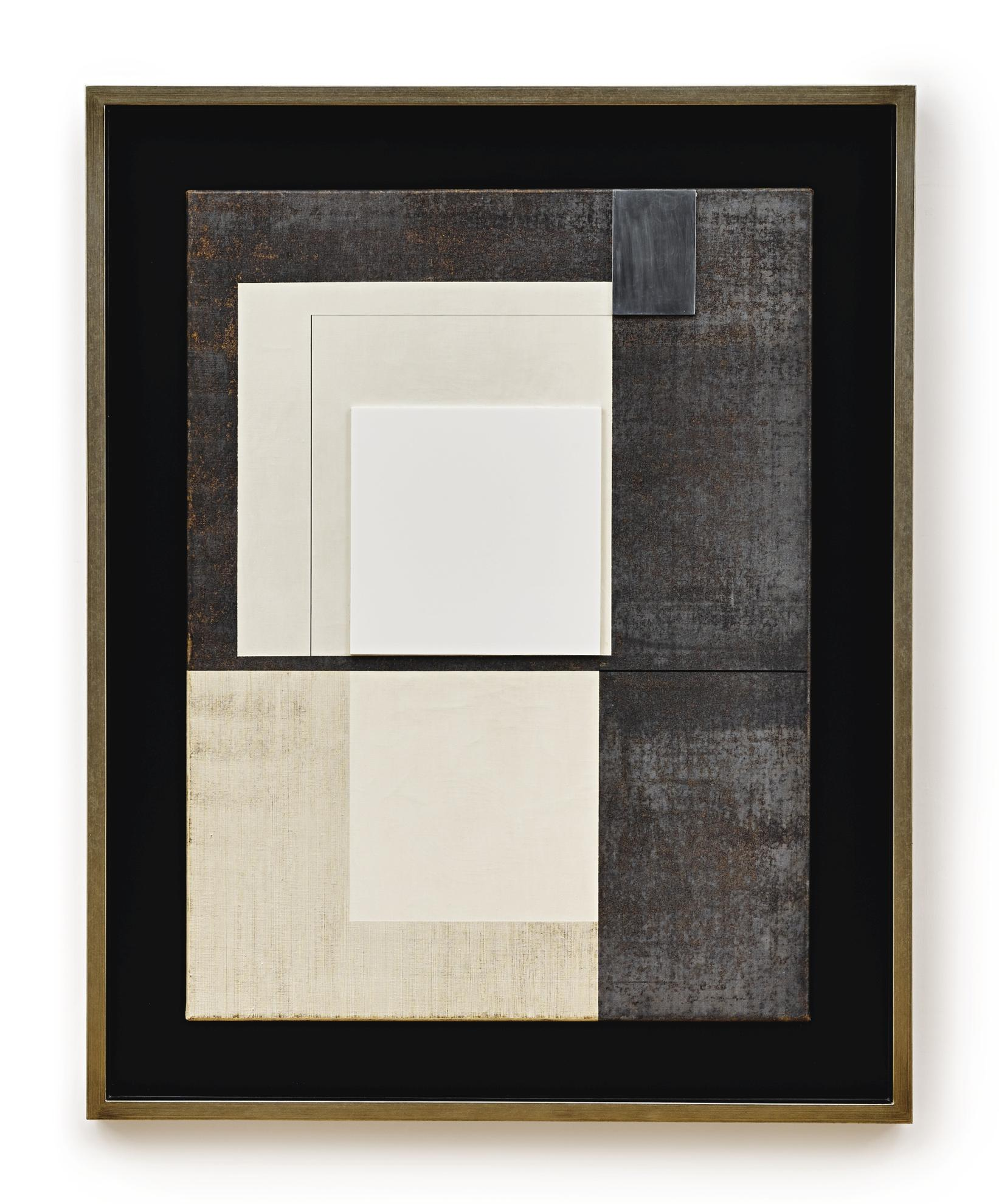 Richard Lin-Painting Relief-1961
