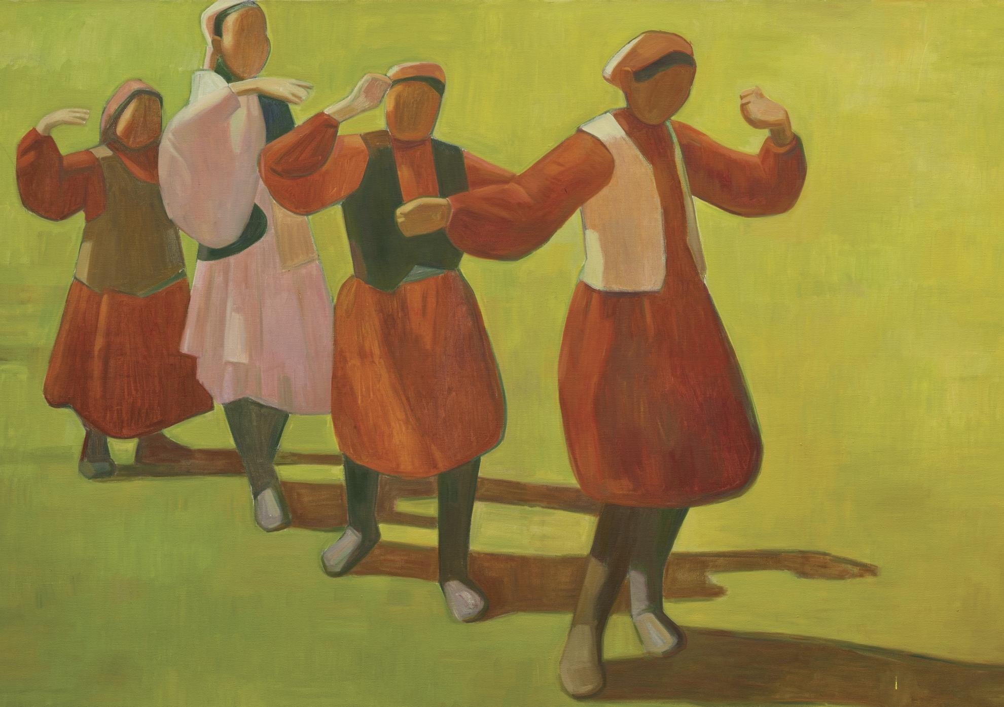 Wang Yin-Folk Dance-2014