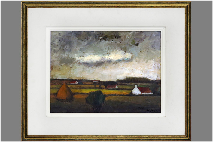 De Jaegher Henri - Landscape-