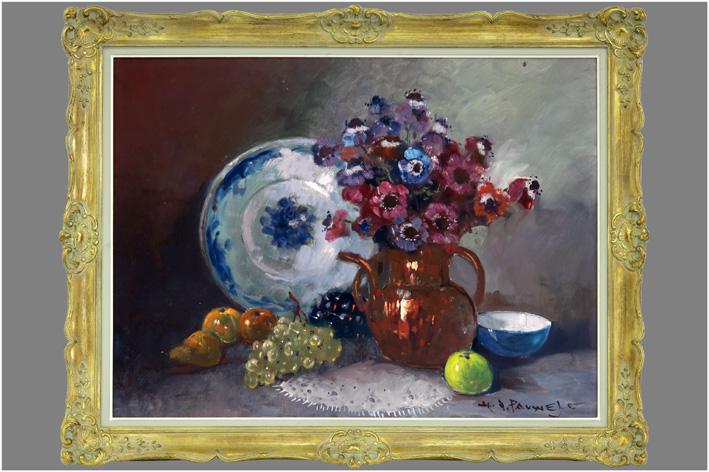 Pauwels Henri Joseph - Still life-