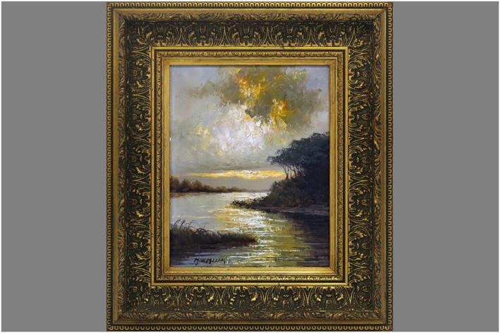 Mesdag H.W. - Landscape-