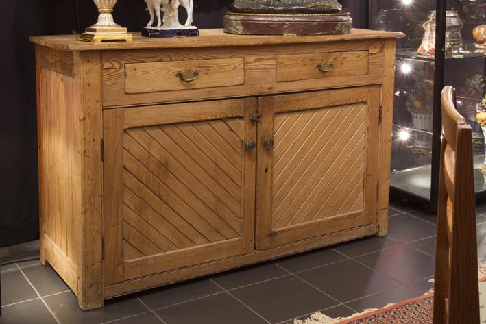 18th/19th Cent. Irish dresser in pine-