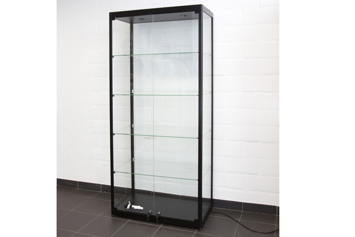 Shop Vitrine Furniture with built-in lighting-