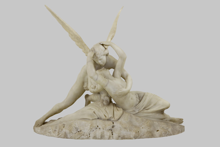 Canova Antonio - Amor and Psyche-1793