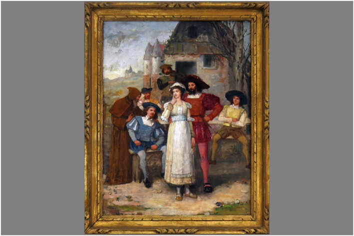 Dumont Fran - The marriage of the Seigneur-