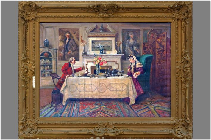 Storck Herbert - The Lunch-