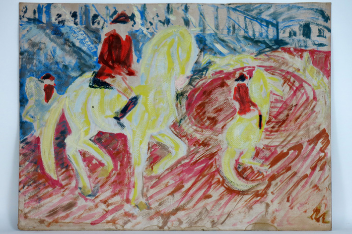 Larionov Mikhail - The Spanish Riding School in Vienna-