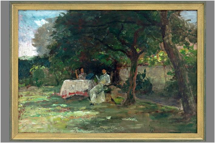 Crabeels Florent - Tea time-1885
