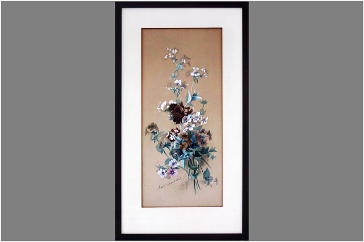Dupont Soubre Madeline - Flower still life-