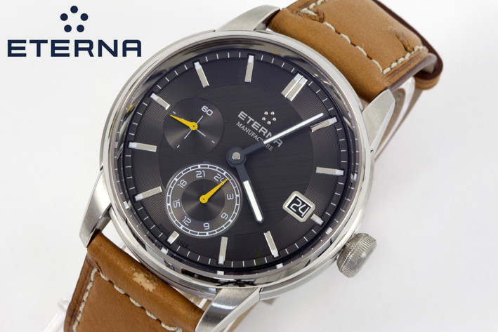 Eterna Manufacture-