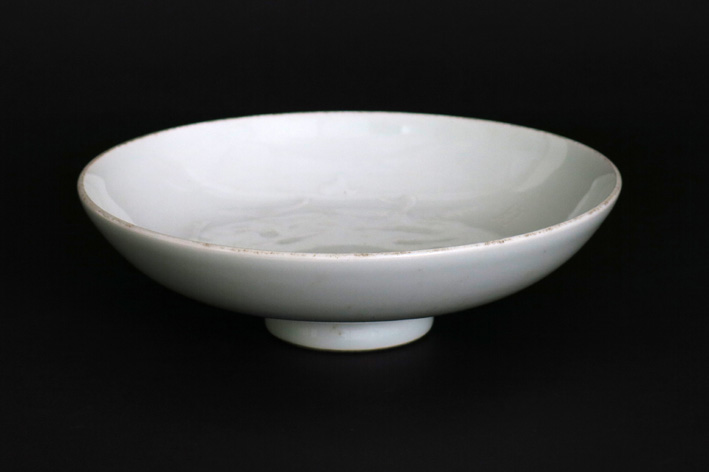 Chinese bowl in 'blanc ce Chine' porcelain-