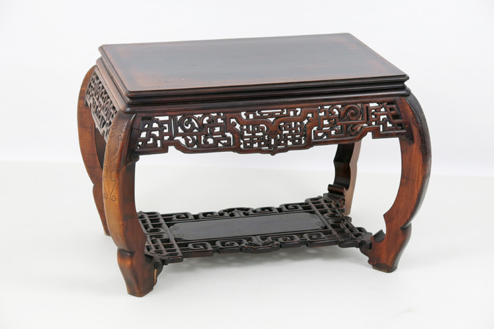 Antique Chinese occasional table-