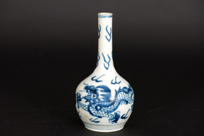 19th Cent. Chinese vase in porcelain-