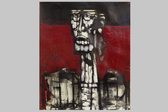 Souza Francis Newton - Portrait of a Torero-