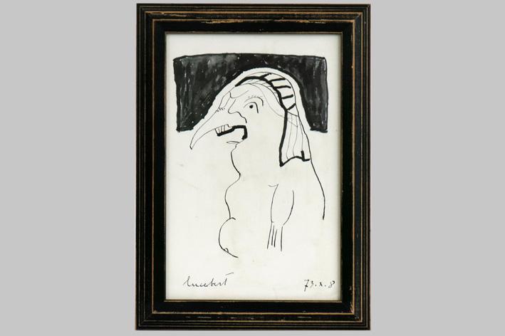 Lucebert-Bird-1973