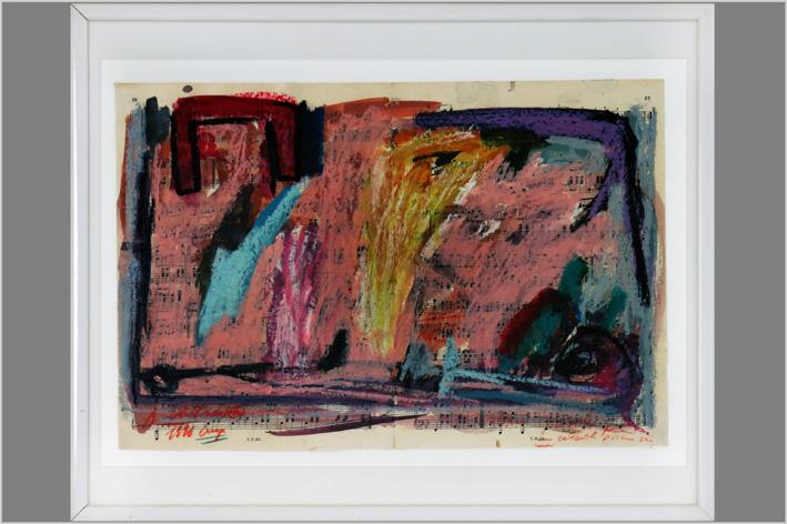 Kasprzak Andre - Lyric-abstract composition-1996