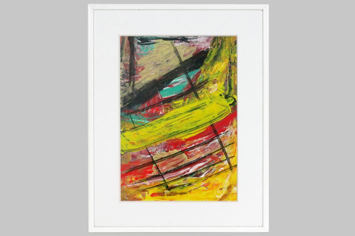 Desimpel Johan - Abstract composition-1992