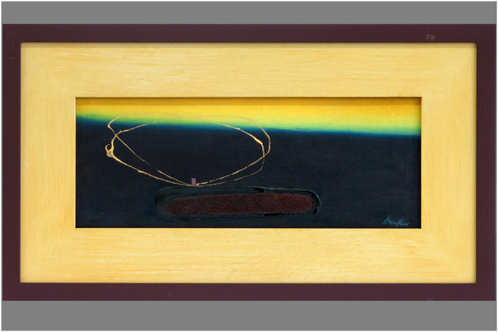 Andre Beullens-Emergence I-1962