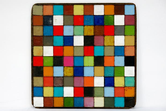 Troneck Oscar - Color palette-1976