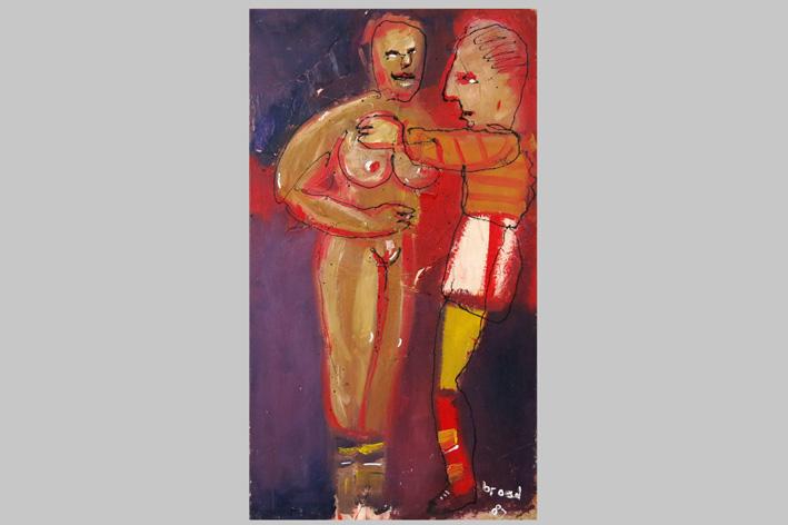 Herman Brood-Feels like doin' it-1987