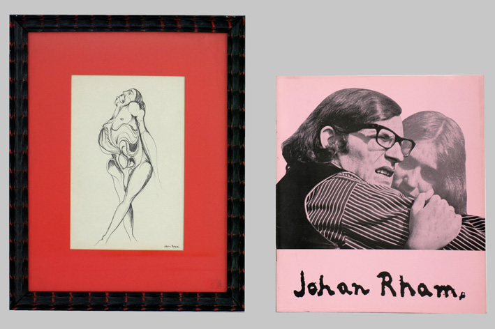 Rham Johan - Composition-