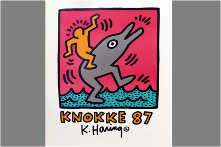 Keith Haring-Untitled-