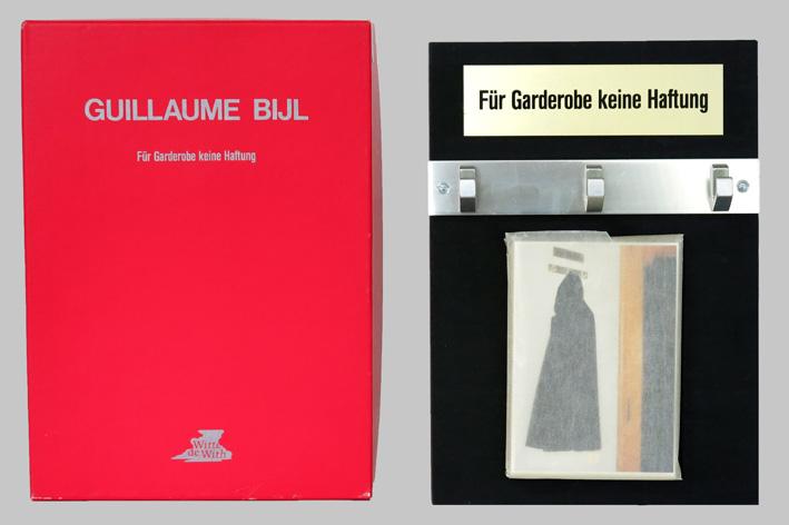 Guillaume Bijl-Fur Garderobe keine Haftung-1990