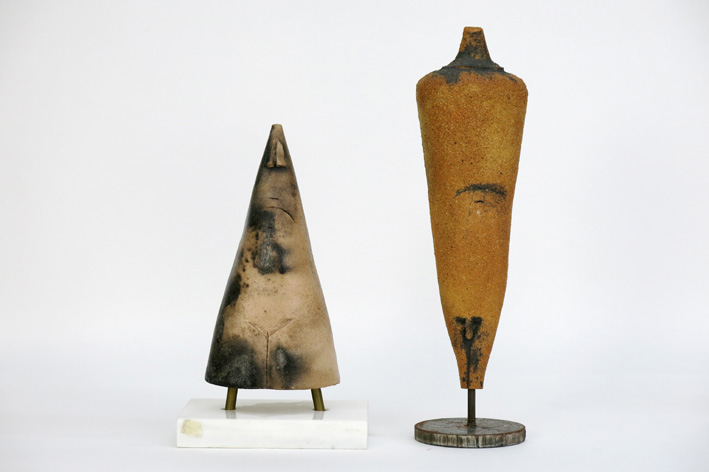 Sklavenitis Nikos - Female Torso; Male Torso-