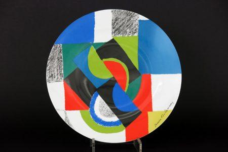 Sonia Delaunay-Untitled-1969