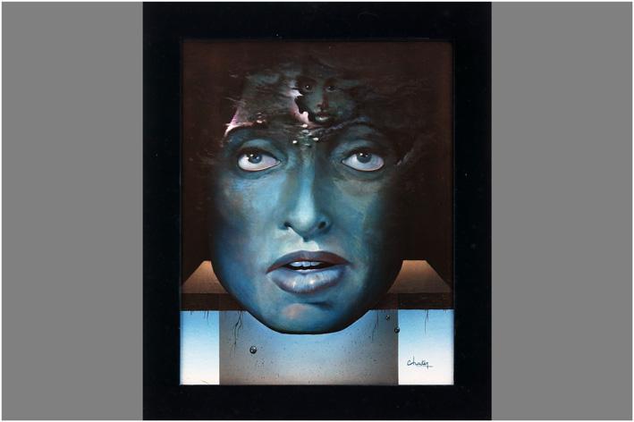Chader - d'Une Pensée. l'autre-1981