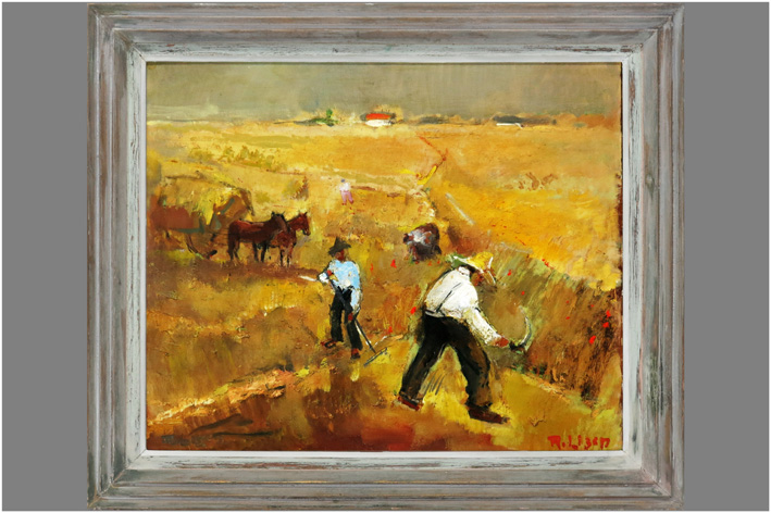 Lizen Robert - Oostende farmers-