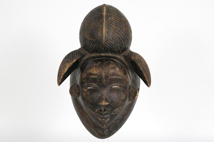 African Punu mask-
