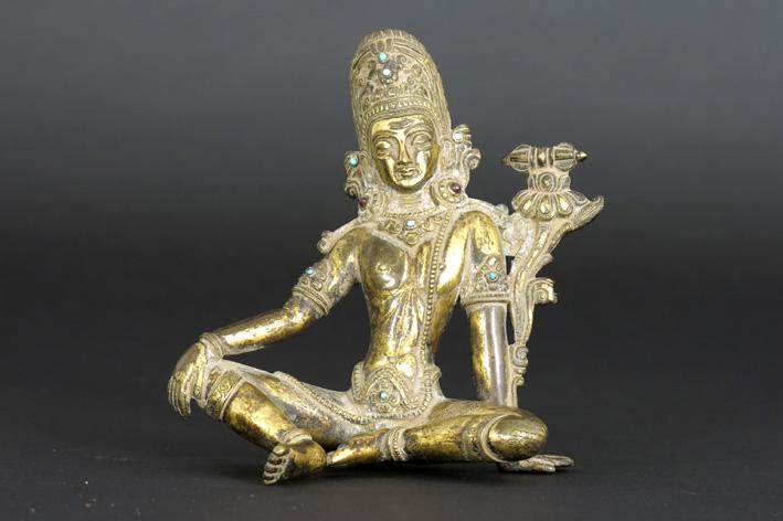 Sitting Shiva-