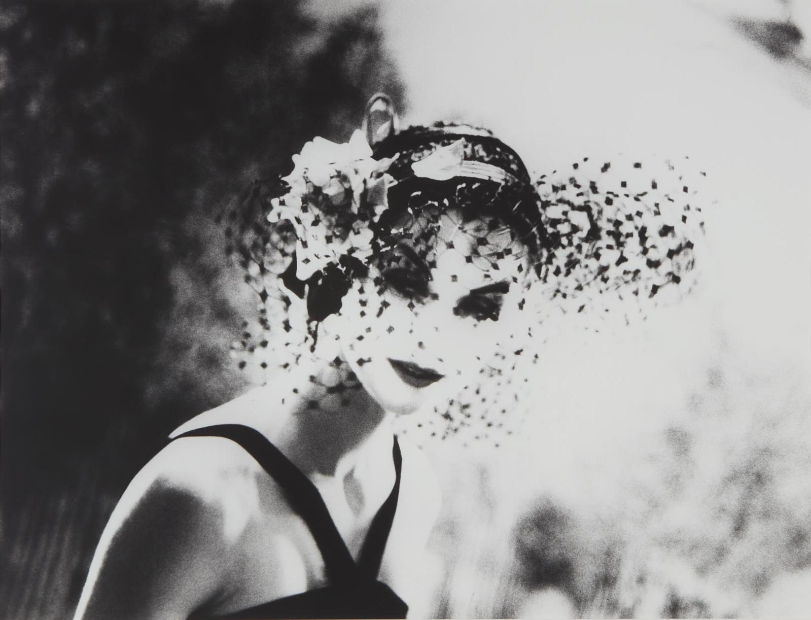 Lillian Bassman-Anne Saint-Marie, New York, Chanel Advertising-1958