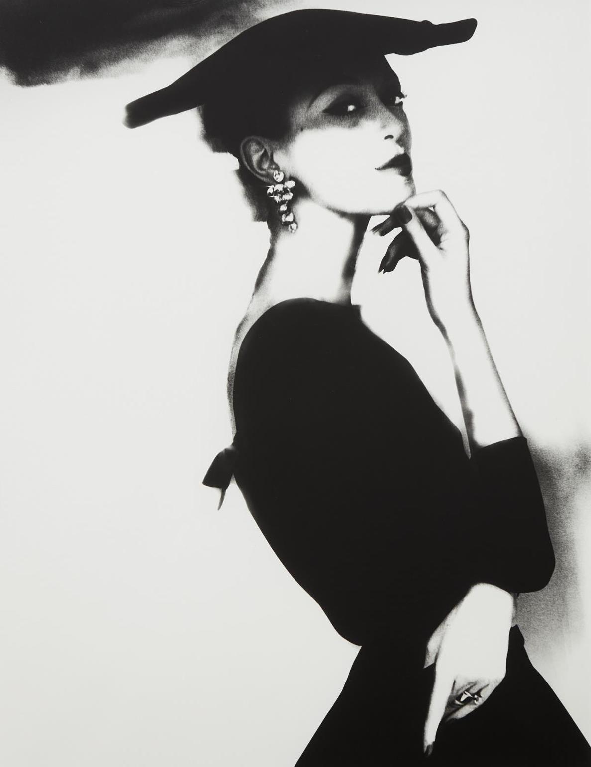 Lillian Bassman-Barbara Mullen, New York, Harpers Bazaar-1958