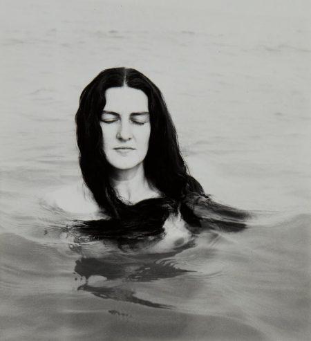 Harry Callahan-Waters Edge-1980