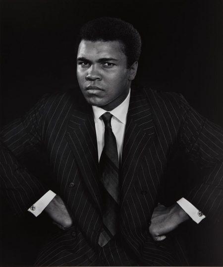 Yousuf Karsh-Muhammad Ali-1970