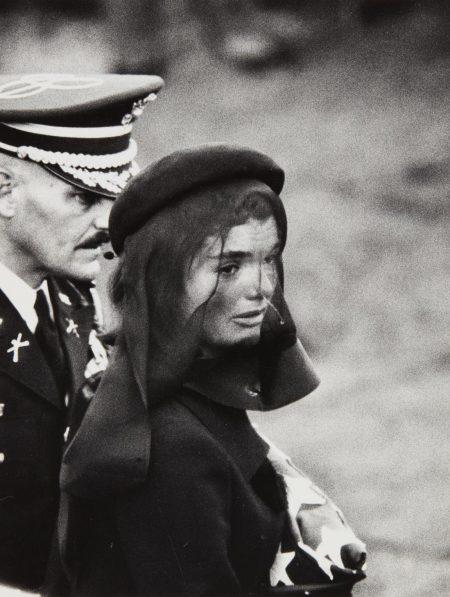 Elliott Erwitt-Jacqueline Kennedy, Arlington, Virginia-1963